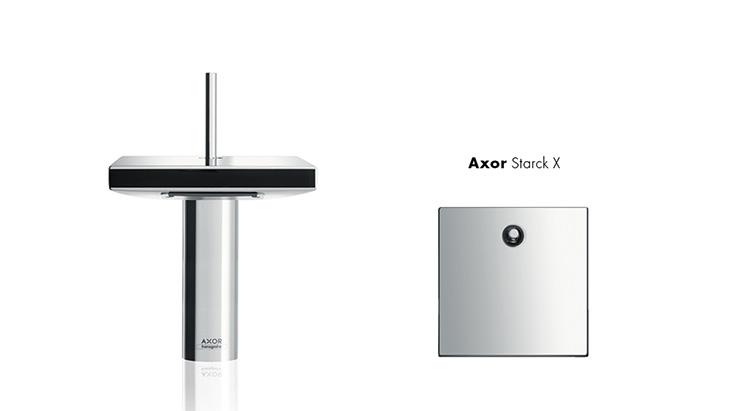 Axor Starck bateria umywalkowa