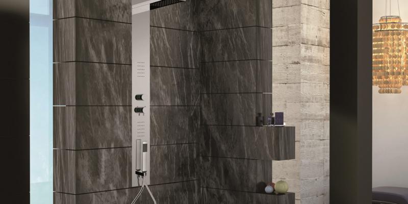 zestaw prysznicowy paffoni
