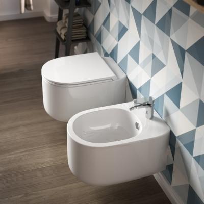 kolekcja artceram Gio Revolution toaleta bezrantowa