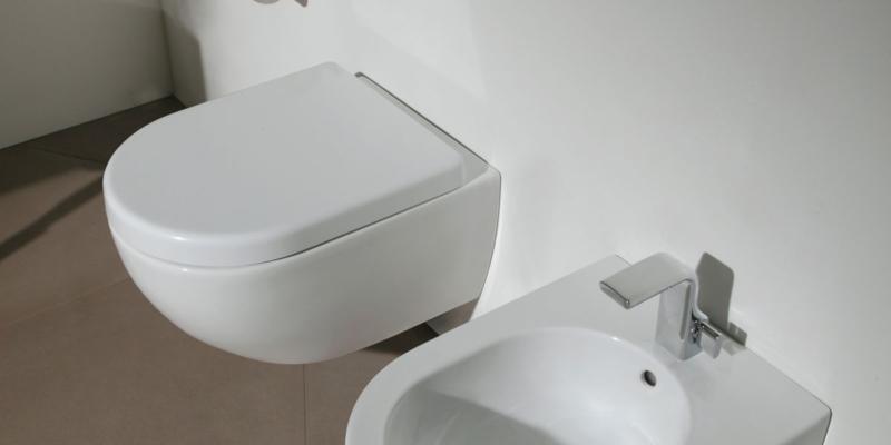 misa WC bidet Flaminia mini APP