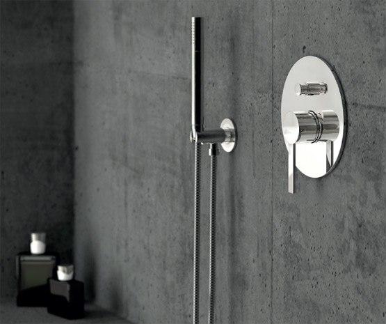 zestaw prysznicowy podtynkowy Steinberg