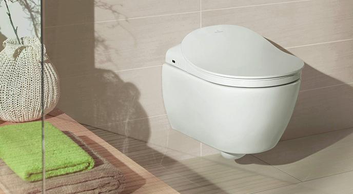 Villeroy and Boch toaleta