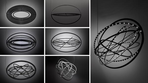 designerskie lampy artemide