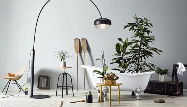 mm lampadari lampa podłogowa