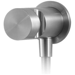 Linki ACC 022 uchwyt na słuchawkę prysznicową ścienny stal nierdzewna szczotkowana