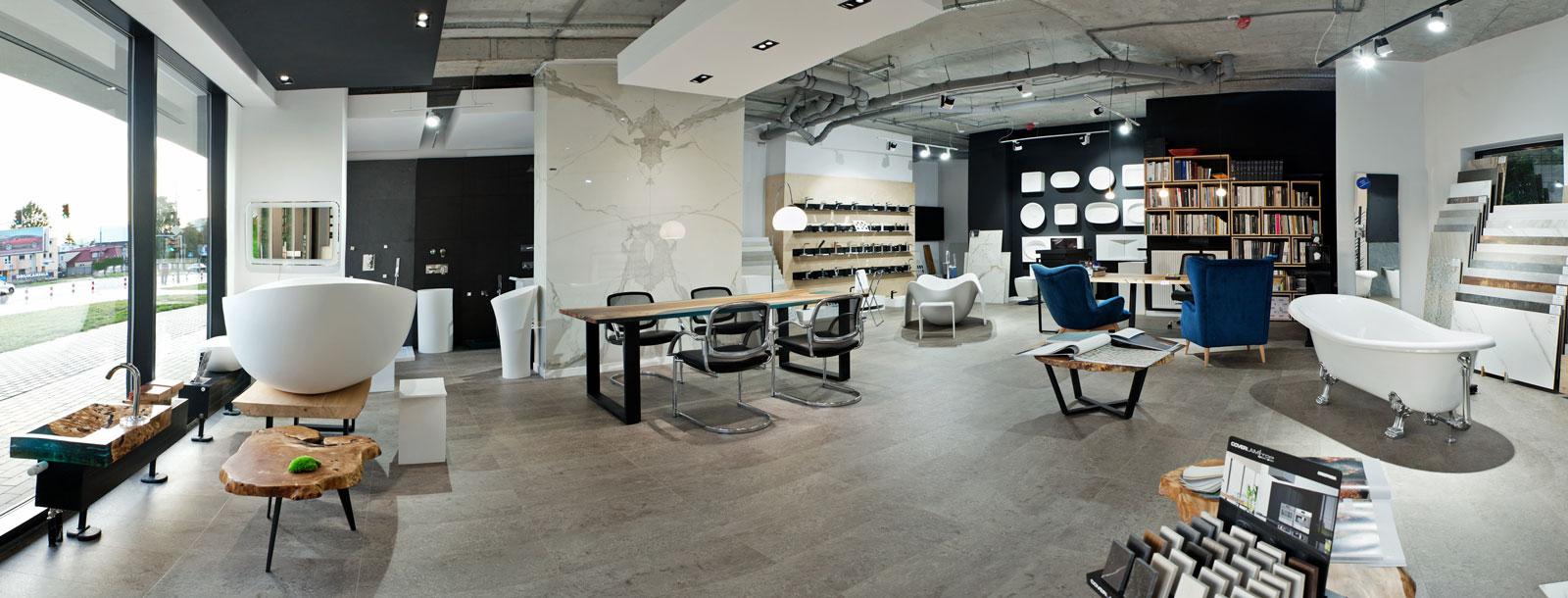 Salon Warsaw Design Łazienki i wnętrza