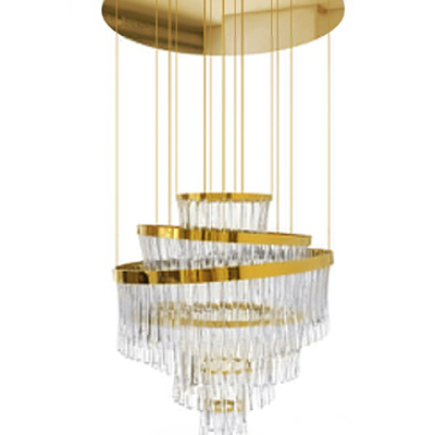 Maison Valentina babel chandelier
