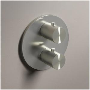 Hotbath Archie AR009 Bateria termostatyczna prysznicowa podtynkowa 2-obiegowa