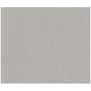 Marburg Domotex  30901  Tapeta pionowe nieregularne prążki srebrny połysk szary srebrny wypukłe prążki tapeta o szerokości 75 cm  i długości 10 m  tekstylna winylowa
