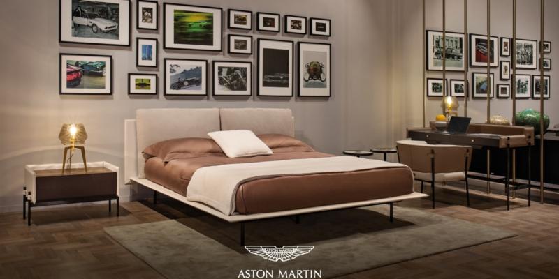 Formitalia Aston Martin sypialnia