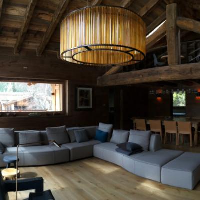 Venicem Chamonix lampa wisząca