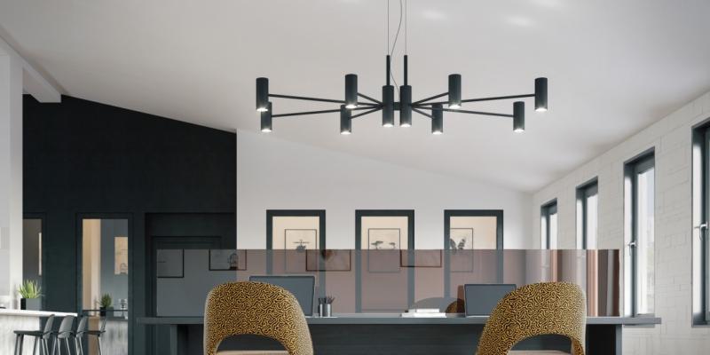 Modoluce chandelier żyrandol lampa