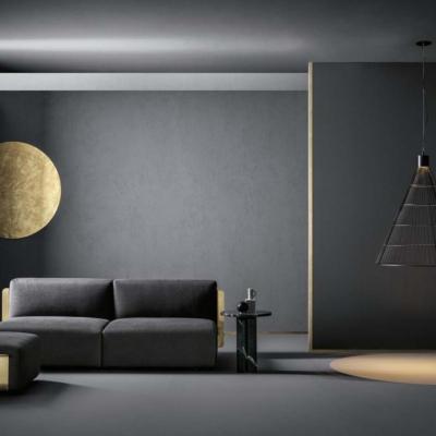 De castelli lucesolida loom luce solida sofa kanapa dekoracje metal