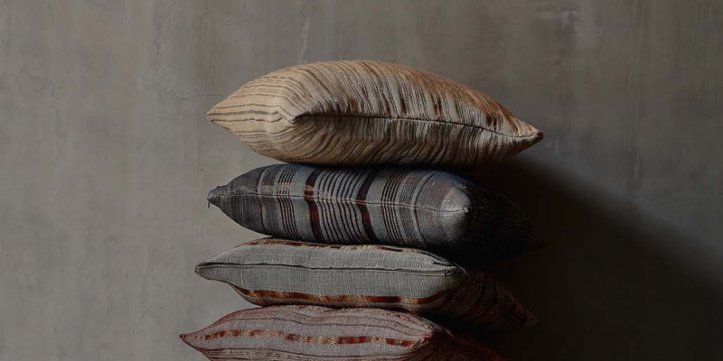 Verdi pillows poduszki dywany draperie tkaniny torebki