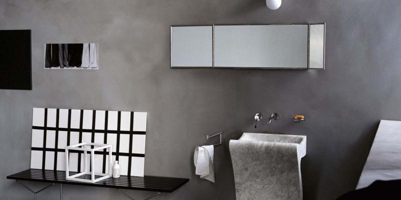 Agape 125c lighting lampa free standing washbasin bendini associati wanna wolnostojąca nablatowa łazienka salon kąpielowy ceramika