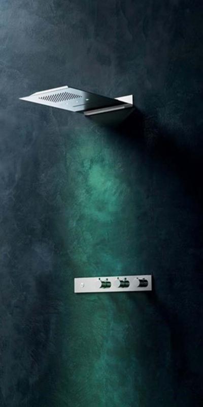Aquaelite minimal sf080b armatura łazienkowa bateria umywalkowa deszczownica