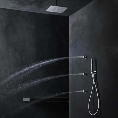 Aquaelite techno sf078c armatura łazienkowa bateria umywalkowa deszczownica