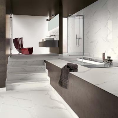 Cerdomus pure statuary ceramika płytki podłoga ściana łazienka