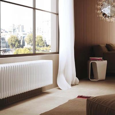 Cordivari ardesia 6 column tubular radiator grzejnik dekoracyjny beżowy