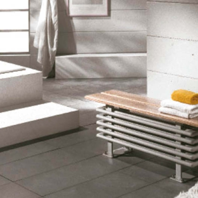 Cordivari ardesia radiator tubular bench column tubular radiator grzejnik ławka siedzisko