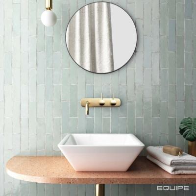 Equipe ceramicas tribeca seaglass mint bath płytki ceramiczne ceramika okładzina ścienna