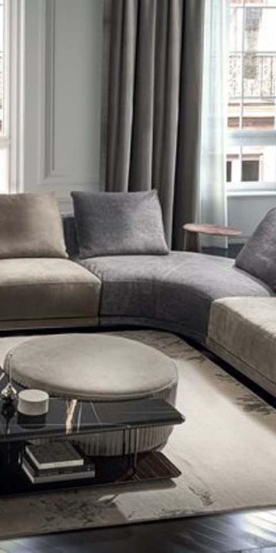 Longhi atar sofa kanapa