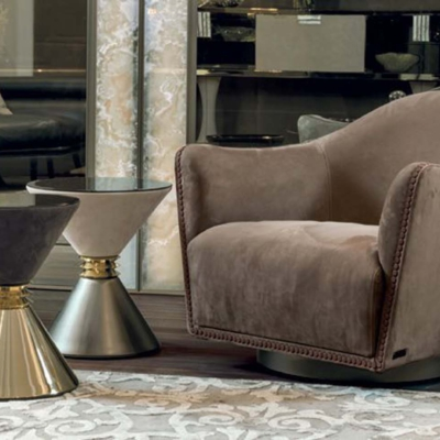 Longhi vivienne armchair fotel