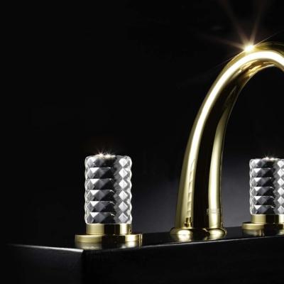 Maier griferiasmaier prestige kryos contemporary armatura baterie lazienkowe kuchenne skulpture