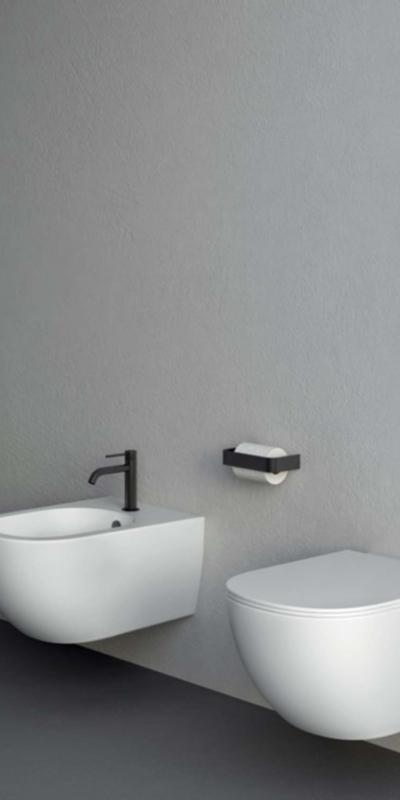 Nic design new pin wc bidet collection