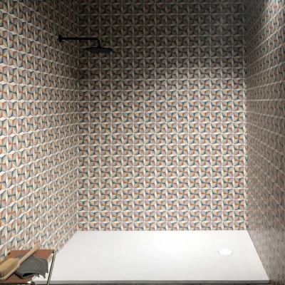 Nic design plaid shower tray in ecobiosolid brodzik prysznicowy