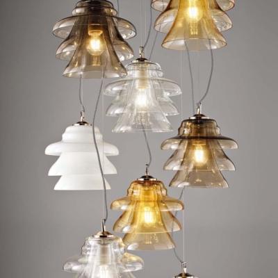 Olev light olevlight cicare lamp lampa wisząca żyrandol