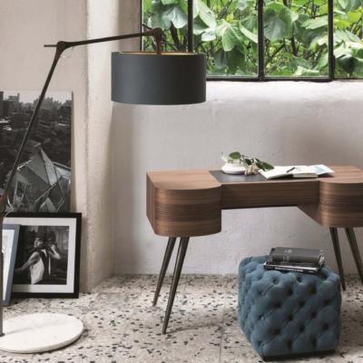 Porada micol toaletka stolik stół lite drewno mrble krzeslo