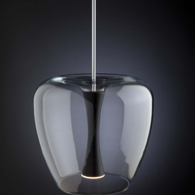 Quasar lights lamp lampa żyrandol oświetlenie apple mood black interior