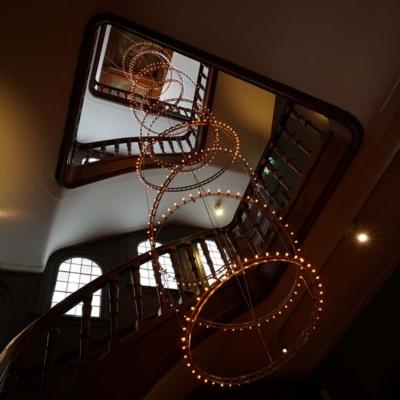 Quasar lights lamp lampa żyrandol oświetlenie citadel interior
