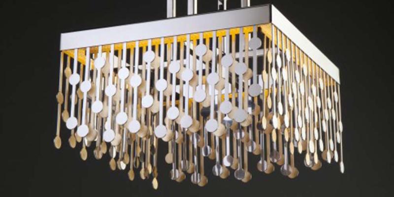 Quasar lights lamp lampa żyrandol oświetlenie melody suspension interior