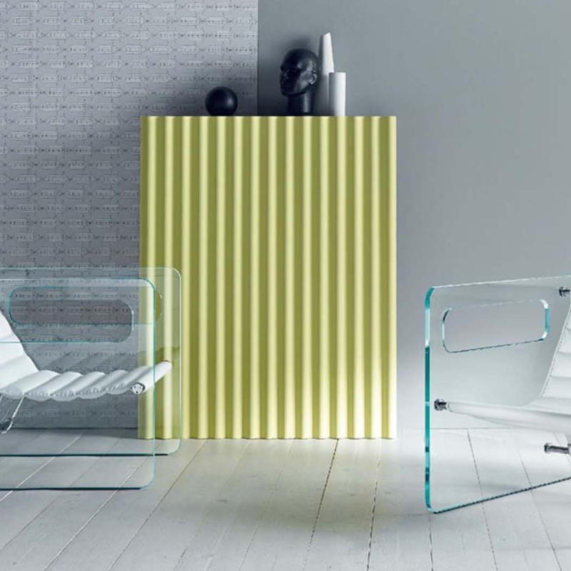 Tonelli design naked siedziska fotele szklane