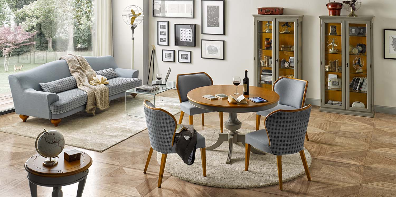 Tosato verona meble włoskie zestaw jadalnia stół krzesła 2