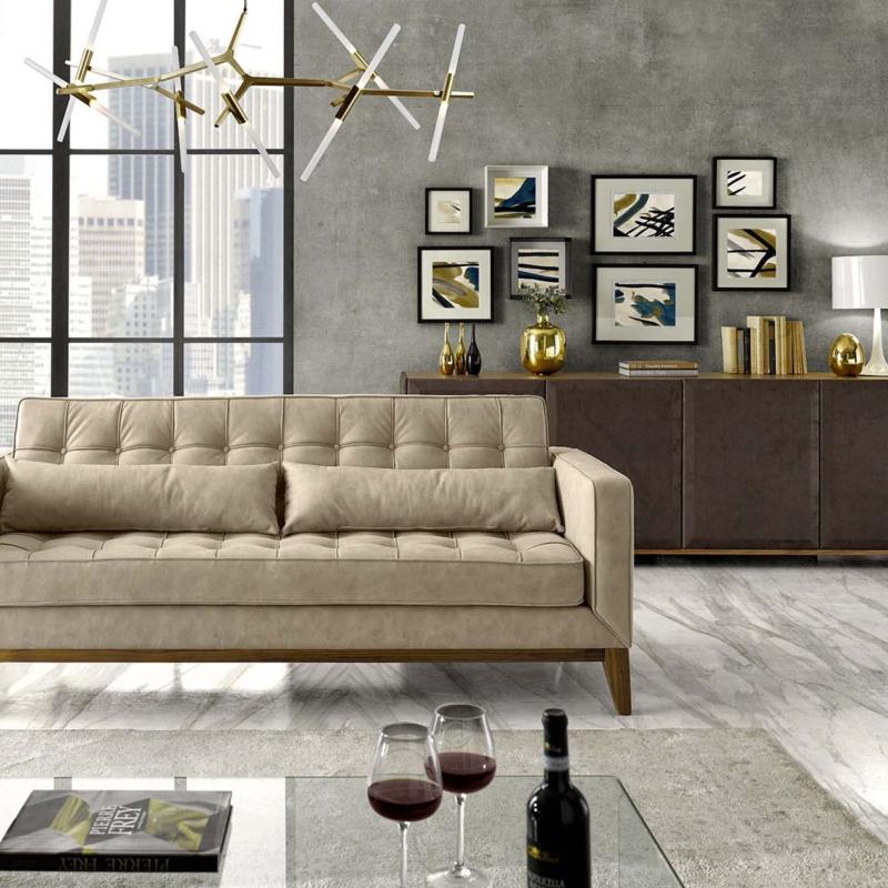 Tosato verona meble włoskie zestaw salon divano istinto
