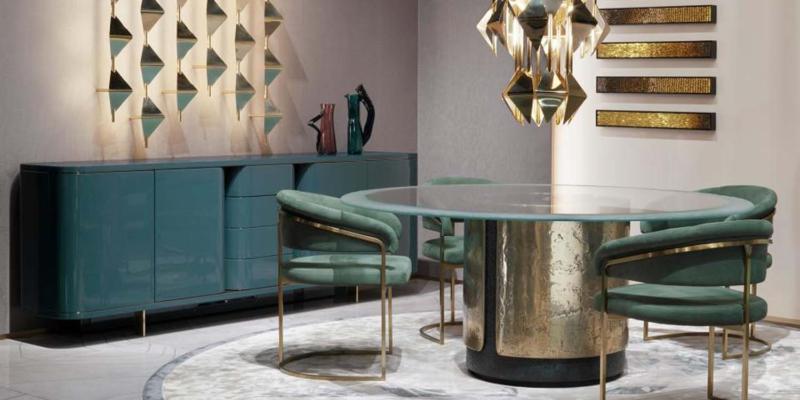 Visionnaire amos dining room meble salon kanapa fotel