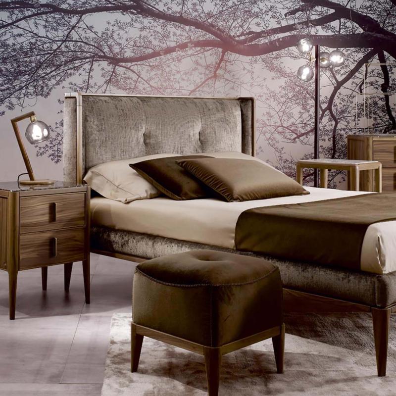 Volpi contemporaneo cont31 sypialnia nowoczesna łóżko meble