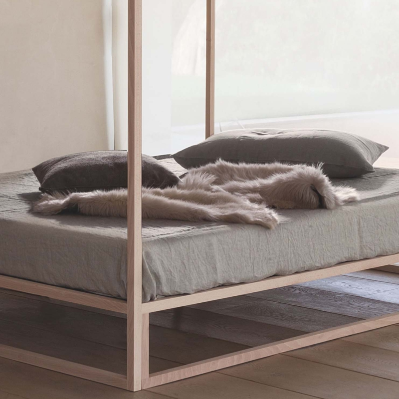 Xam ashawood baldaquin bedroom łóżko sypialnia