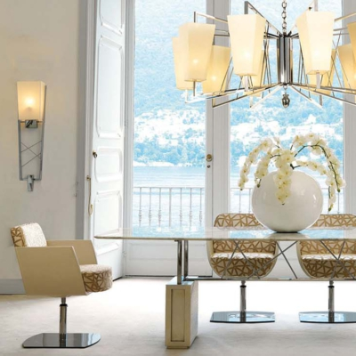 Zanaboni orione tavolo contemporary dining jadalnia stół krzesła fotele