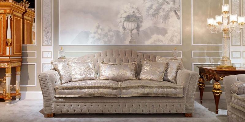 Zanaboni borromeo tutta pagina classic living kanapa sofa fotele