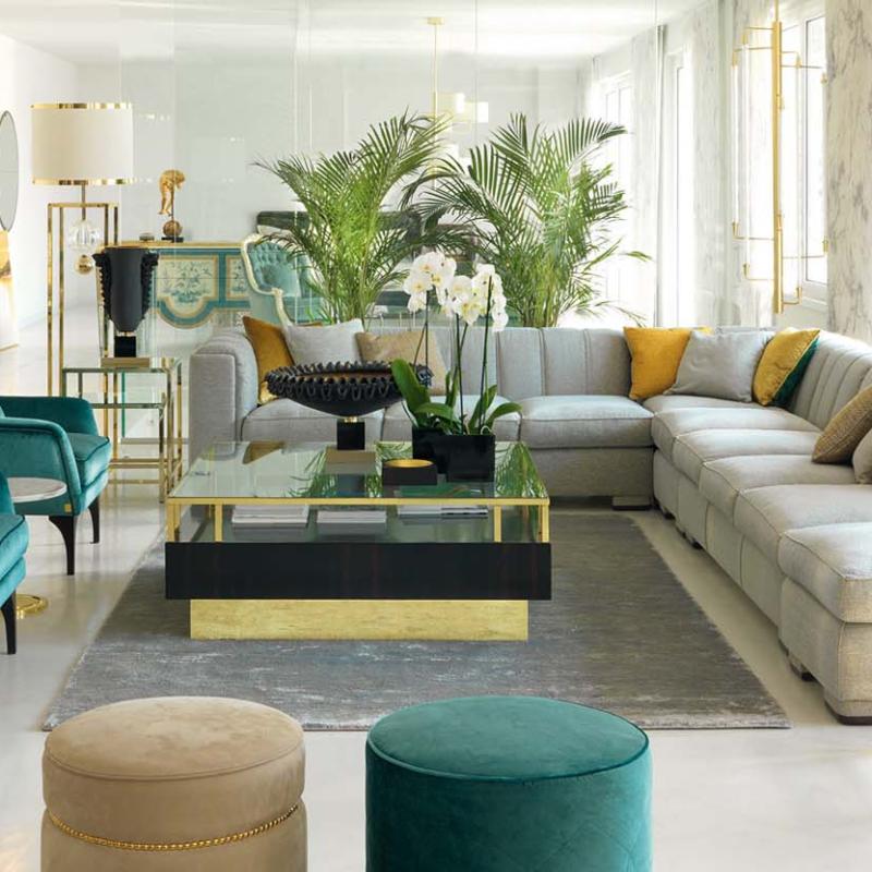 Zanaboni magritte salon livingroom contemporary living kanapa sofa fotele krzesła stolik kawowy