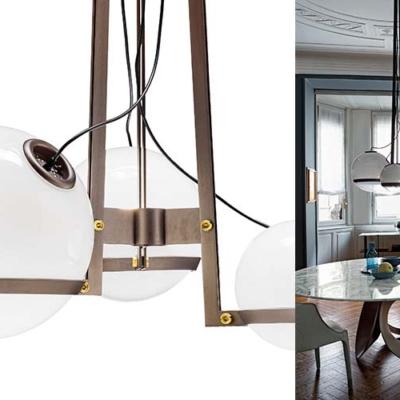 Arketipo bubble bobble lampy   Warsaw Design Salon Warszawa