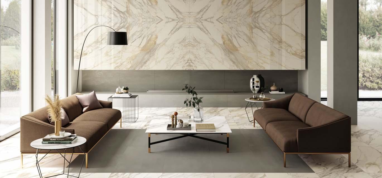 Caesar gres porcelanowy   imitacja marmuru Warsaw Design Salon Warszawa