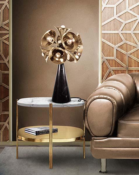 DelightFull lampa stołowa   Warsaw Design Salon Warszawa