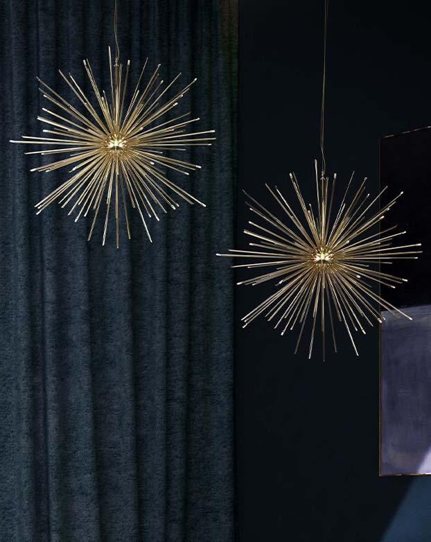 DelightFull lampa wisząca   cannonball Warsaw Design Salon Warszawa