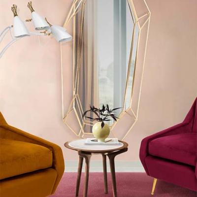 Essential home diamond lustro   Warsaw Design Salon Warszawa