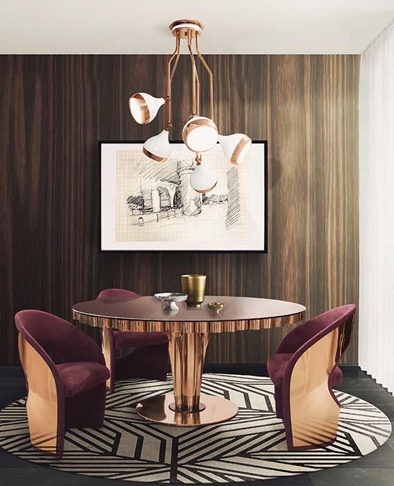 Essential home wormley stół do   jadalni krzesla Warsaw Design Salon Warszawa